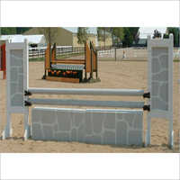 Horse Riding Aquamine Jump Pole