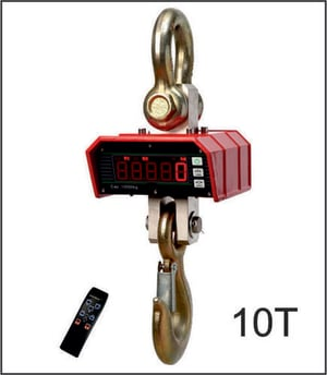 Load Cell Electronic Dynamometer