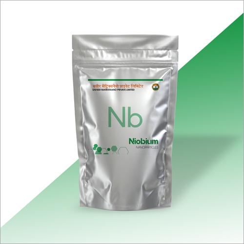 Niobium Nano Particles