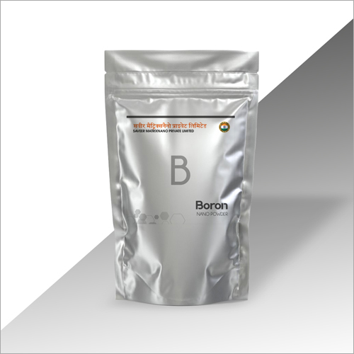 Boron Nano Powder