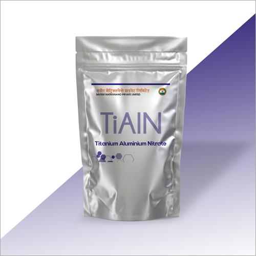 Titanium Aluminium Nitride Nano Powder