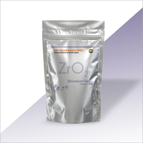 Zircomium Oxide Nano Powder