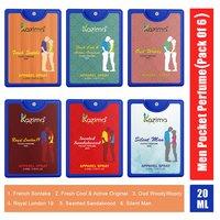 KAZIMA Pocket Perfume for Men 20ML (12 hours Long Lasting)