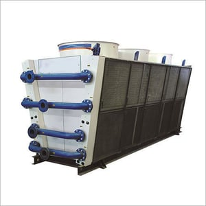 Dry Cooling Tower And Coil Cooler