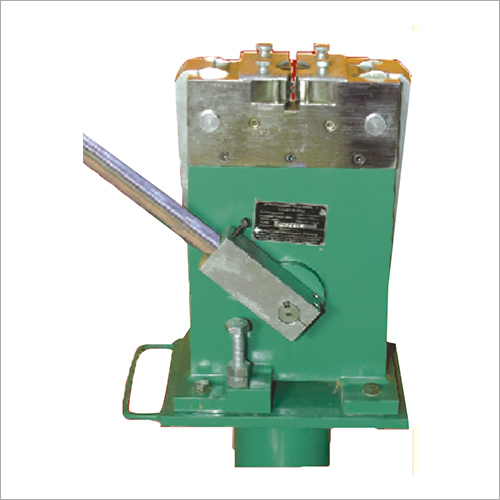 Cold Pressure Butt Welding Machine Model-II