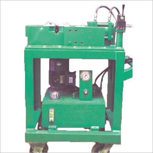 Cold Pressure Butt Welding Machine Model-III (Hydraulic)