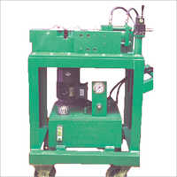 Cold Pressure Butt Welding Machine Model-III (Hydraulic)