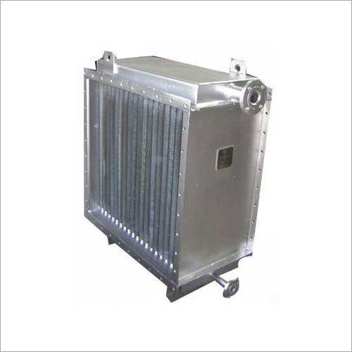 Thermic Fluid Heated Air Heaters