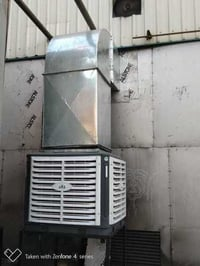 Duct Air Cooler / Top Discharge Evaporative Cooler