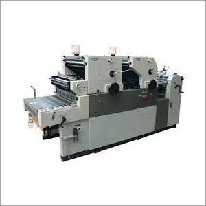 Multi Color Sheet Fed Offset Press
