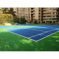 Tennis Sport Track