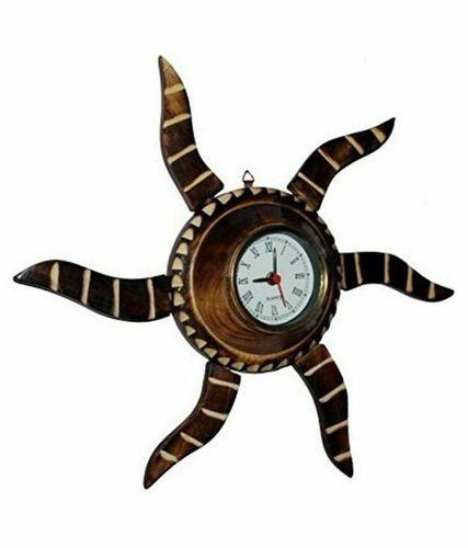 Circular Analog Wall Clock