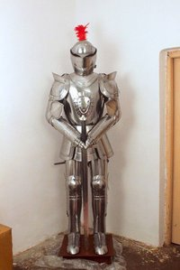 Full Knight Suit of Armor Combat Full Body Armour Suit