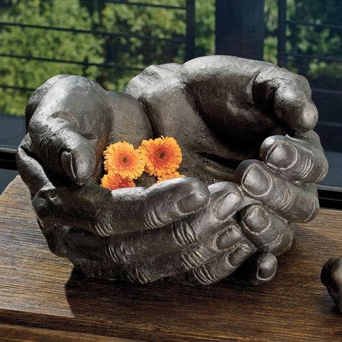 Home Decor Grande Hand Bowl