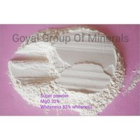 White Soapstone powder