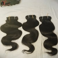 Wholesale Unprocessed Wave Human Grade 9a Virgin Hair