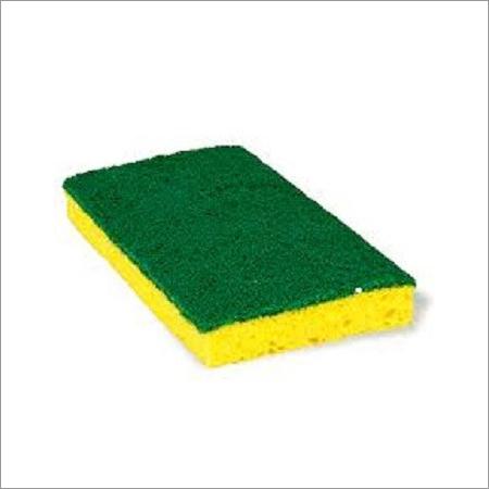 Sponge Scrubber Pad