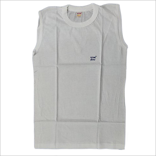 Mens Round Neck Innerwear Vest