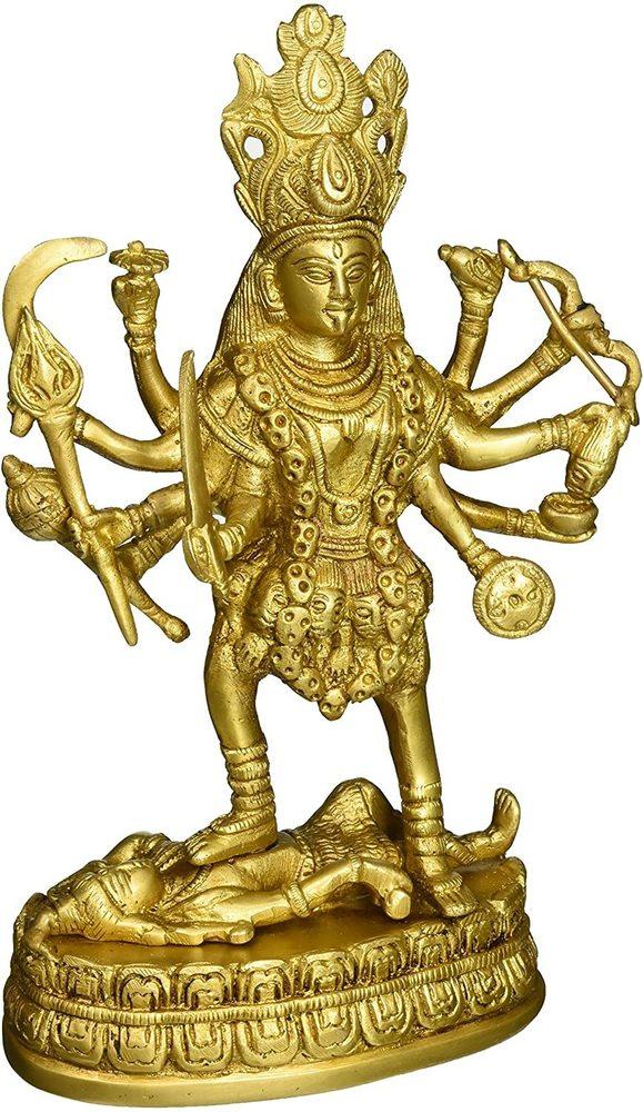 Brass Kali Mata