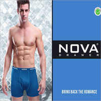 Mens Cotton Trunk