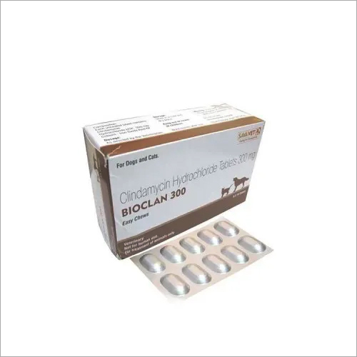 BIOCLAN 300MG TABLETS-CLINDAMYCIN