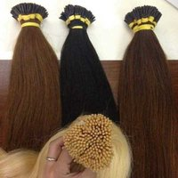 i-Tip keratin Human hair weaves