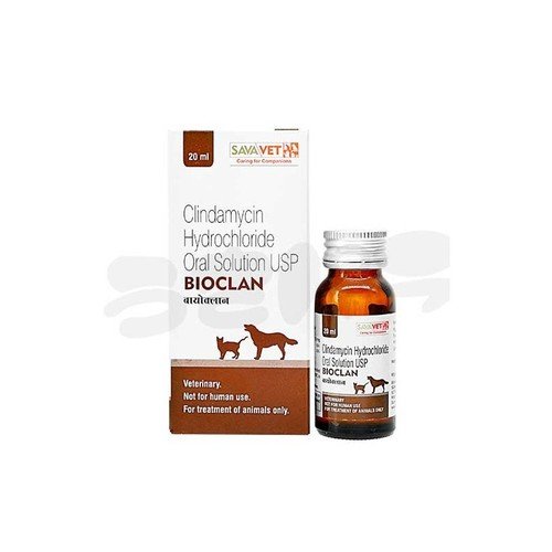 BIOCLAN ORAL SOLUTION 20ML-CLINDAMYCIN25MG+ISOPROPYL ALCH
