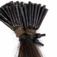 i-Tip keratin Human hair weaves