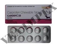 CARODYL 25MG (10 TABS)-CARPROFEN 25MG