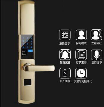 Fingerprint lock F208