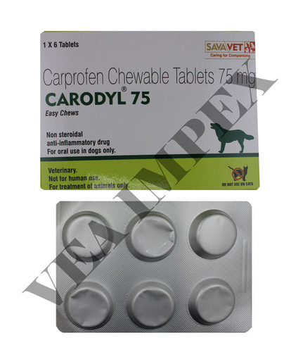 CARODYL 75 (6 TABS)