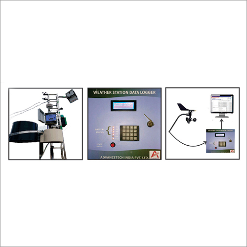 AWS AG 01  Agro Automatic Weather Station