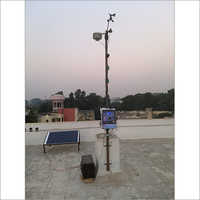 Digital Weather Station System