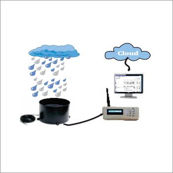 Telemetry Rain Gauge Setup System