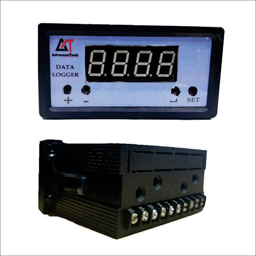 Panel Mount Data Logger