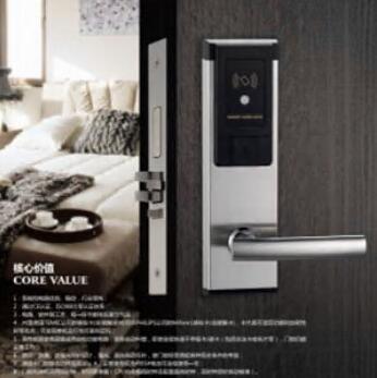 Hotel lock A308