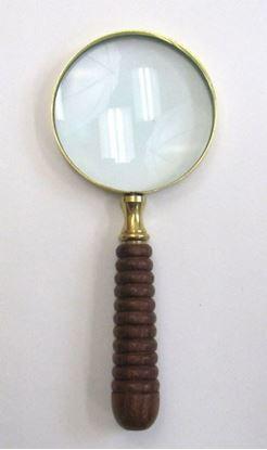 Magnifying Glass Wooden Handle II