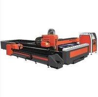 MK3015 Pipe &Plate fiber laser cutting machine with interchange platform
