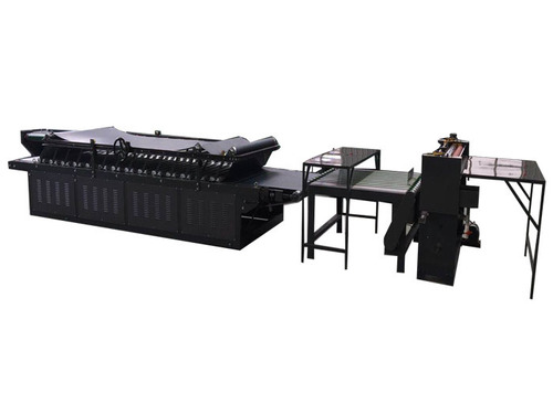 High Performance Flute Laminator Machine Electric Driven Type CE Approved