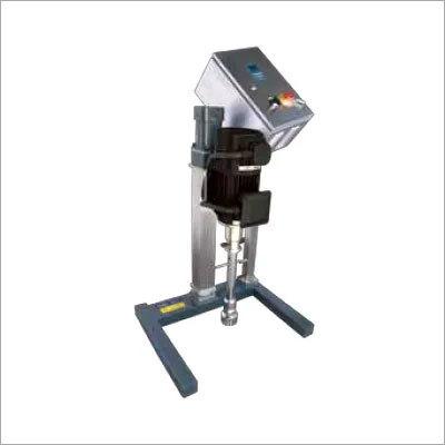 Electric lifting High Shear Dispersing Emulsifier