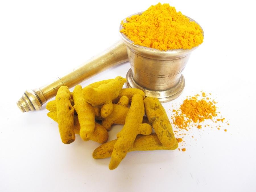 Pure And Natural Turmeric Powder
