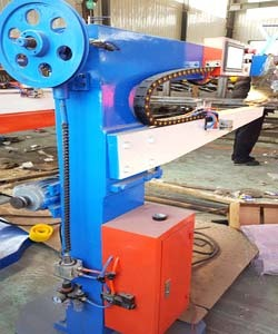 Manual Carton Stitching Machine For Corrugated Box Making Custom Color Available