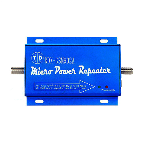 Cell Phone Signal Repeater Booster
