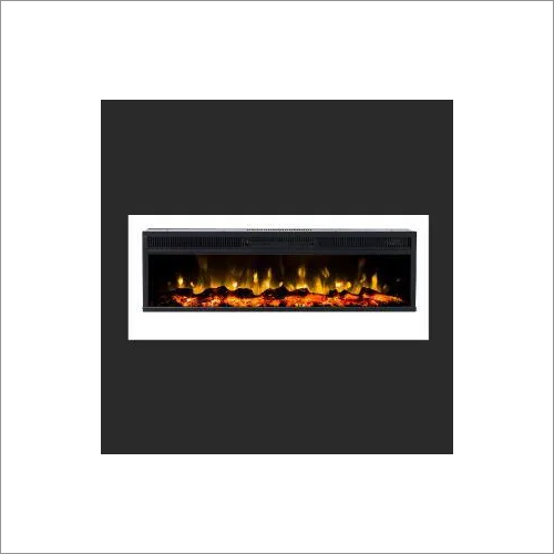 One Side Electric Fireplace HK50BI