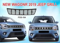 NEW WAGONR  JEEP GRILL