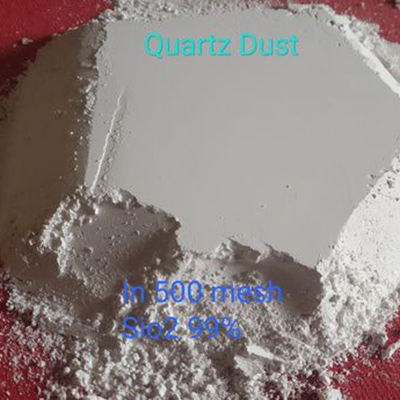 Fine Quartz Powder