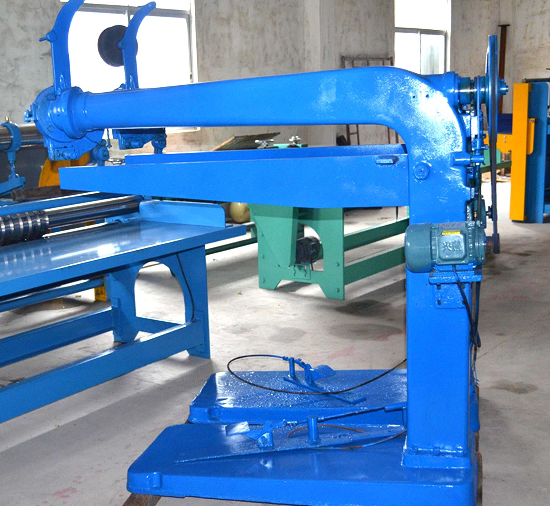 Hand Manual Carton Box Stitching Machine Customized Color / Dimension Available