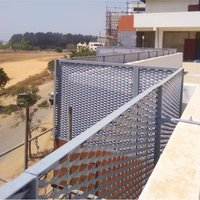 Expanded Metals Industrial Flooring & Walkway
