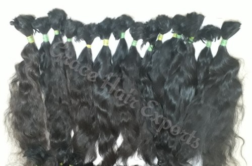 Temple  Raw Hair For single Donor