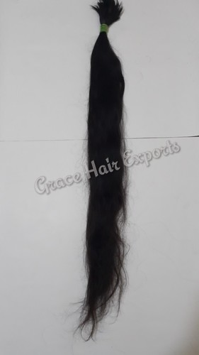 Virgin Bulk Indian Hair